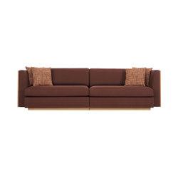 Bend sofa | Lounge sofas | PAULO ANTUNES
