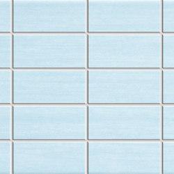 Pennellato Azzurro Fascia Incisa | Piastrelle ceramica | ASCOT CERAMICHE