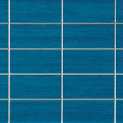 Pennellato Blu Fascia Incisa | Keramik Fliesen | ASCOT CERAMICHE