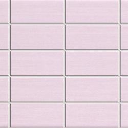 Pennellato Glicine Fascia Incisa | Wall tiles | ASCOT CERAMICHE
