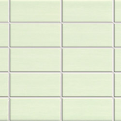 Pennellato Verde Fascia Incisa | Azulejos de pared | ASCOT CERAMICHE