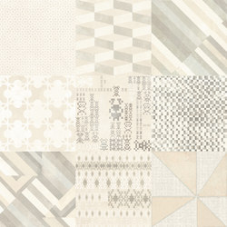 Azulej combination bianco | Tiles | Ceramiche Mutina