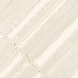 Azulej diagonal bianco | Piastrelle ceramica | Ceramiche Mutina