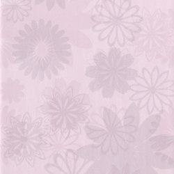 Pennellato Glicine Inserto Floreale | Wall tiles | ASCOT CERAMICHE