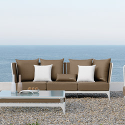 Stripe Sofa | Sofás de jardín | Talenti
