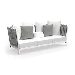 Stripe | Sofa | Gartensofas | Talenti