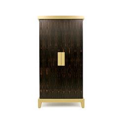 Grande ebony wardrobe | Garderobenschränke | PAULO ANTUNES