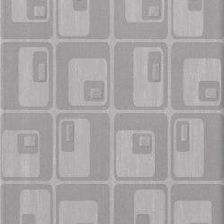 Pennellato Grigio Inserto Geometrico | Azulejos de pared | ASCOT CERAMICHE