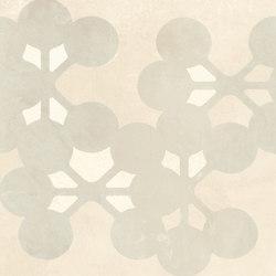 Azulej flores bianco | Piastrelle ceramica | Ceramiche Mutina