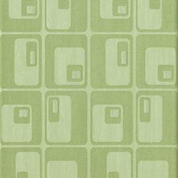 Pennellato Verde Prato Inserto Geometrico | Piastrelle/mattonelle da pareti | ASCOT CERAMICHE