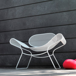 Swell Living Armchair | Garden armchairs | Talenti