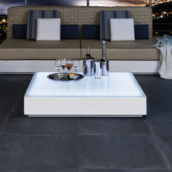 Tender Coffee Table | Tables basses de jardin | Talenti