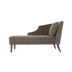 Aspen chaise longue | Recamieres | PAULO ANTUNES