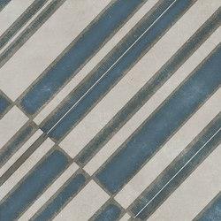 Azulej diagonal grigio | Piastrelle ceramica | Ceramiche Mutina