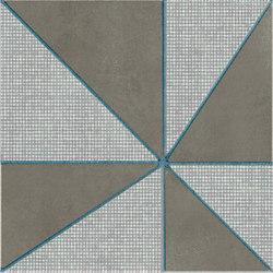 Azulej gira grigio | Tiles | Ceramiche Mutina