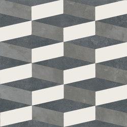 Azulej cubo nero | Piastrelle ceramica | Ceramiche Mutina