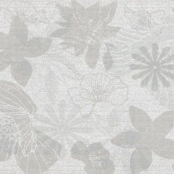 Preziosa Perla Inserto Floreale | Azulejos de pared | ASCOT CERAMICHE