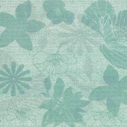 Preziosa Smeraldo Inserto Floreale | Ceramic tiles | ASCOT CERAMICHE