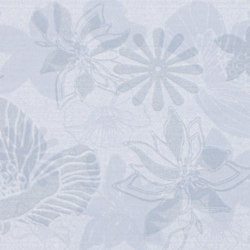 Preziosa Ametista Inserto Floreale | Carrelage mural | ASCOT CERAMICHE