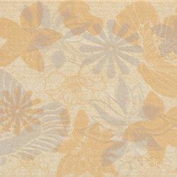 Preziosa Ambra Inserto Floreale | Piastrelle ceramica | ASCOT CERAMICHE