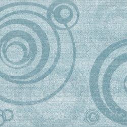 Preziosa Zaffiro Inserto Geometrico | Carrelage mural | ASCOT CERAMICHE