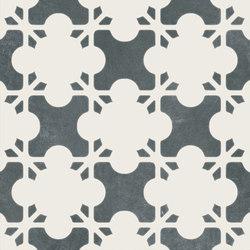 Azulej estrela nero | Piastrelle ceramica | Ceramiche Mutina