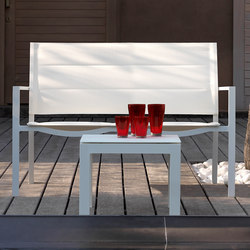 Touch | Living Sofa | Garden benches | Talenti