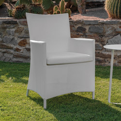 Touch | Luxury Armchair | Sillas de jardín | Talenti