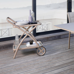 Touch Tea Cart | Tea-trolleys / Bar-trolleys | Talenti