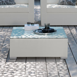 Touch Coffee Table | Tables basses de jardin | Talenti