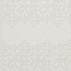 Bas-Relief garland bianco | Wall tiles | Ceramiche Mutina