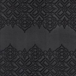 Bas-Relief garland nero | Carrelage mural | Ceramiche Mutina
