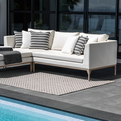 Astor Sofa | Gartensofas | Talenti