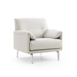 Bora Balanza Armchair | Lounge chairs | Leolux