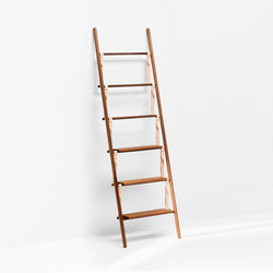 Belt ladder | Badregale | H Furniture