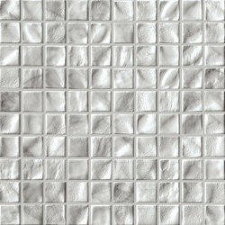 Roma Natura Statuario Mosaico | Mosaici | Fap Ceramiche