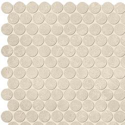 Roma Round Pietra Mosaico | Mosaicos de cerámica | Fap Ceramiche