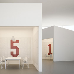 BAUX Acoustic Tiles - Meeting Room | Pannelli legno | BAUX