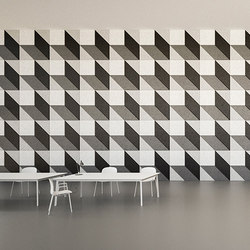 BAUX Acoustic Tiles - Meeting Room | Pannelli per parete | BAUX