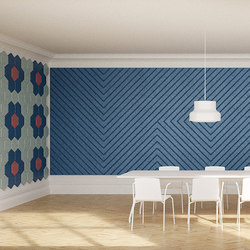 BAUX Acoustic Tiles/Panels - Meeting Room | Holz Platten | BAUX