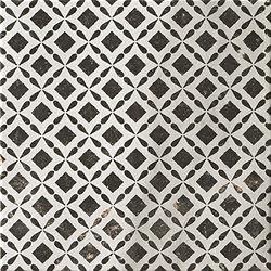 Roma Decò 20 Statuario Grafite | Ceramic tiles | Fap Ceramiche