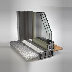 Lift-and-slide door Cristal | Ventanales | Finstral