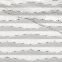 Roma Fold Glitter Statuario Inserto | Wandfliesen | Fap Ceramiche