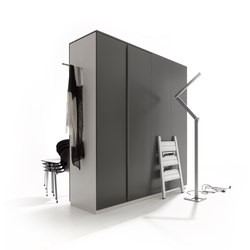 Modular16 wardrobe lacquered | Armoires | Müller small living