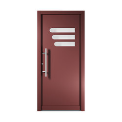 Front door Semiplanar Galant | Entrance doors | Finstral