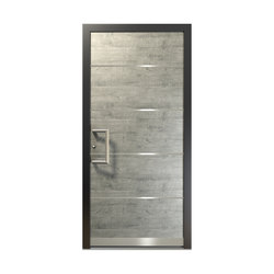 Front door Semiplanar Architect 21 | Front doors | Finstral