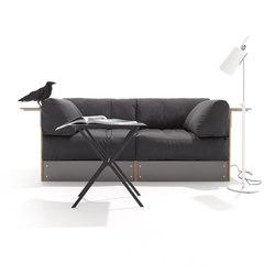 Sofabank | Canapés | Müller Möbelwerkstätten