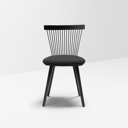WW chair upholstered | Sillas para restaurantes | H Furniture