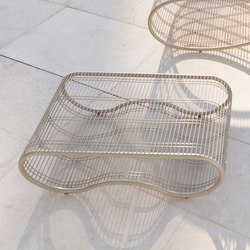 Breez Coffee table | Tables basses de jardin | Talenti