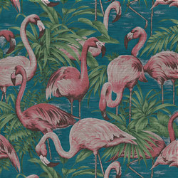 Avalon Flamingo | Wallcoverings | Arte
